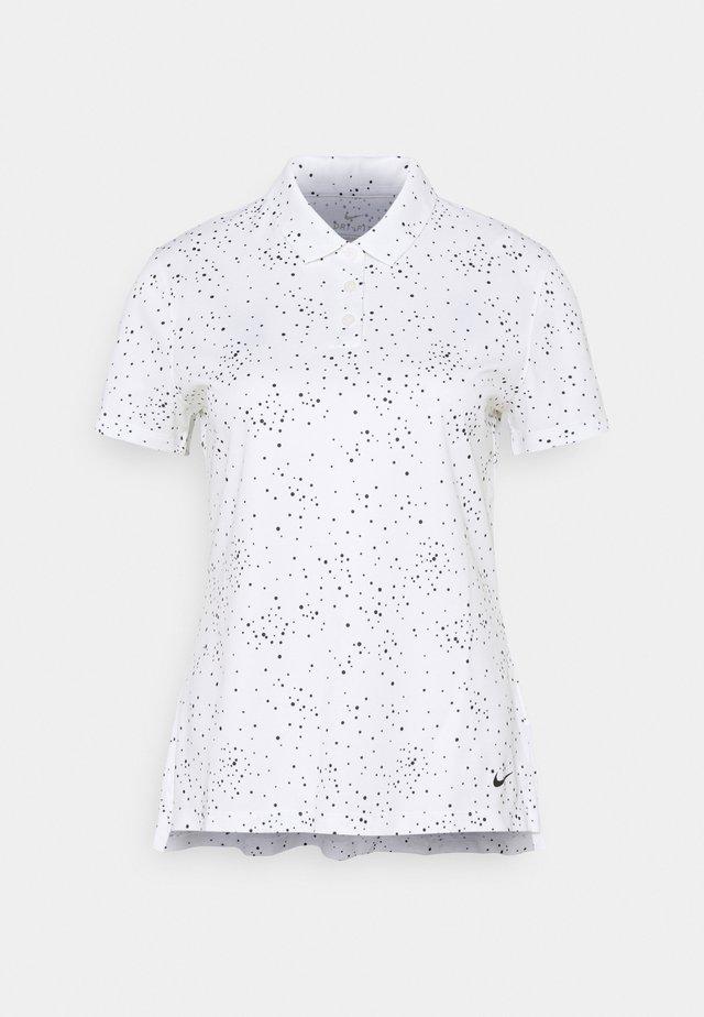 DRY  - Sportshirt - white/black