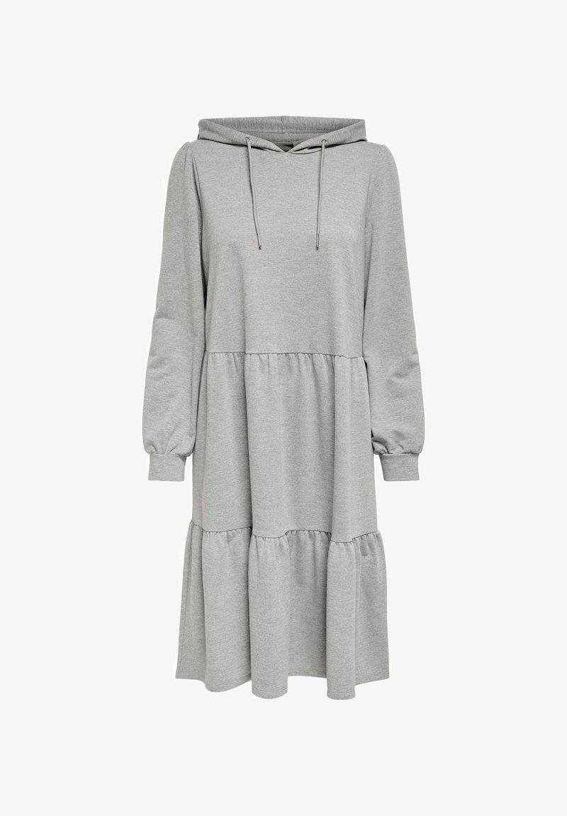 JDY - JDYMARY DRESS - Day dress - light grey melange