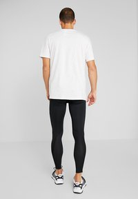 adidas Performance - ALPHASKIN - Leggings - black