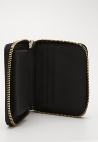Guess - CATHLEEN SMALL ZIP AROUND - Wallet - coal - 4