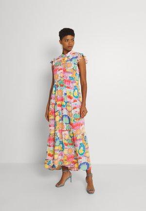 FRAIES MIDI PANEL DRESS - Maxi dress - multi