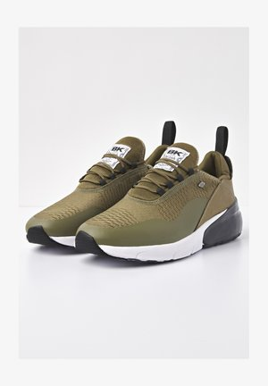 SNEAKER VALEN - Skate shoes - olive/black