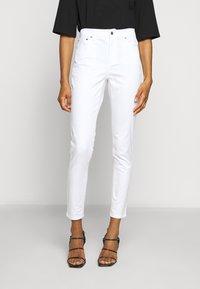 MICHAEL Michael Kors - SELMA - Jeans Skinny Fit - white - 0