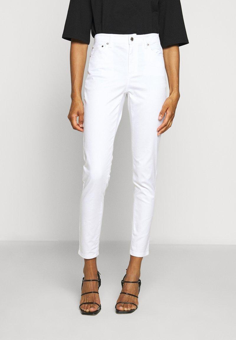 MICHAEL Michael Kors - SELMA - Jeans Skinny Fit - white