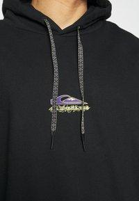 Quiksilver - TRIBAL TIES - Sweatshirt - black - 5