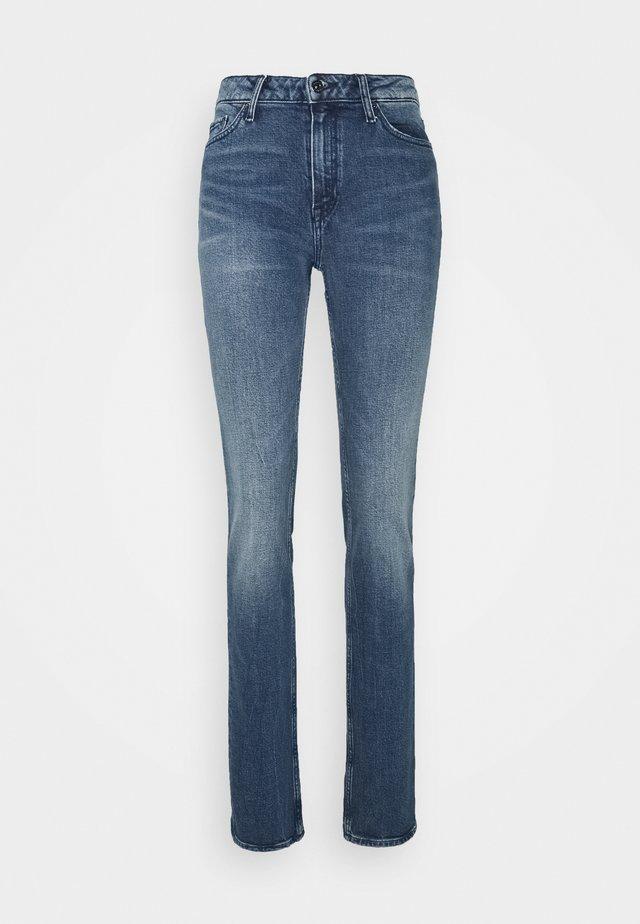 ROME STRAIGHT - Straight leg jeans - mao