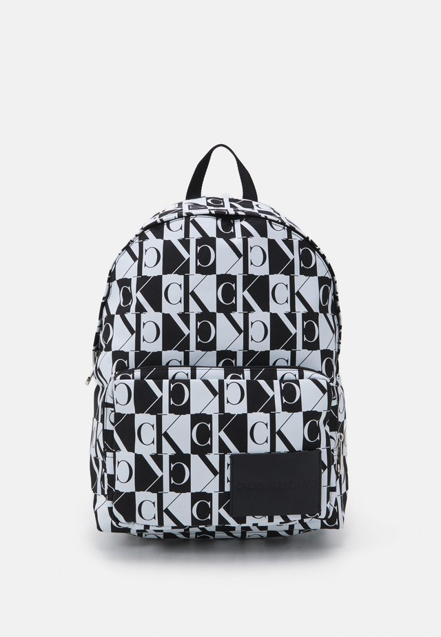 ESSENTIALS PRINT UNISEX - Rucksack - black