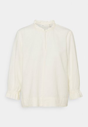 BRIZA BLOUSE - Blouse - whisper white
