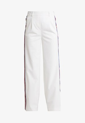 PETRA PULLON PANT - Trousers - white