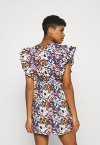 Trendyol - Day dress - brown - 2
