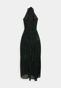 Milly - HAYDEN MAXI - Cocktail dress / Party dress - black/green - 1