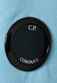 C.P. Company - DIAGONAL RAISED - Mikina - sky blue - 2