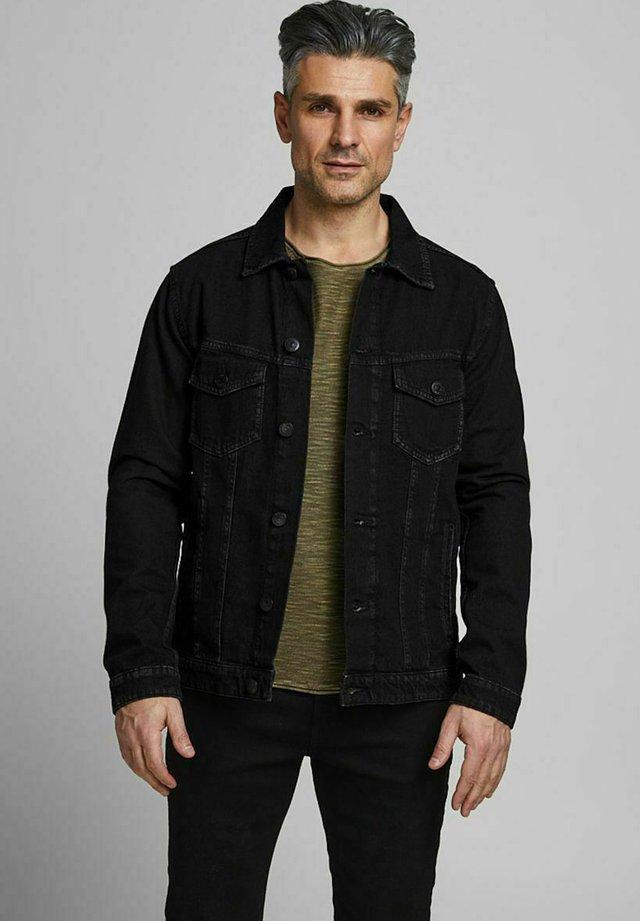 Kurtka jeansowa - dark denim