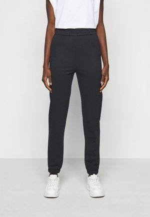ONLPOPTRASH LIFE - Pantalones deportivos - blue graphite