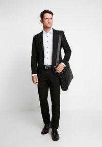 OLYMP - OLYMP LUXOR MODERN FIT - Formal shirt - anthrazit - 1