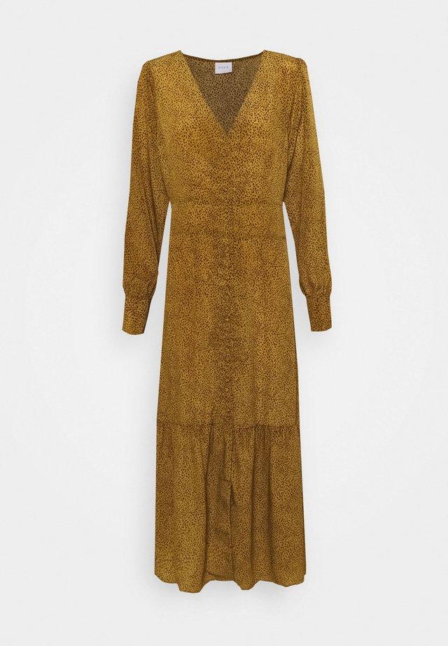 VIKALIONE ANCLE DRESS - Maxi dress - tapenade