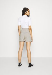 4th & Reckless - REMI  - Shorts - light grey - 2