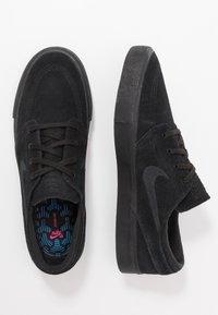 Nike SB - ZOOM JANOSKI - Sneakers - black/photo blue/hyper pink - 1