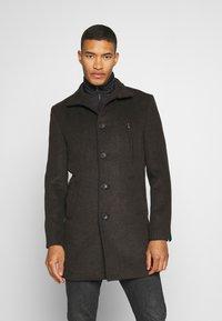 Bruun & Stengade - ONTARIO - Classic coat - brown - 0