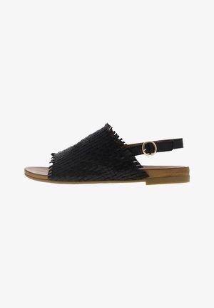 MILA  - Sandalen - schwarz