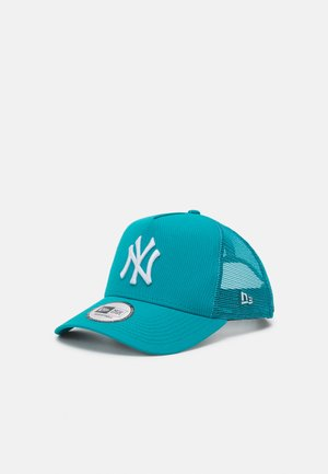 TONAL TRUCKER UNISEX - Cap - turquoise