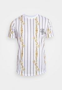 Brave Soul - CALOR - T-shirt imprimé - optic white - 3