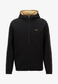 BOSS - Zip-up hoodie - black - 3