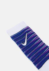 Nike Performance - ELITE CREW  - Sports socks - white/black/white - 1