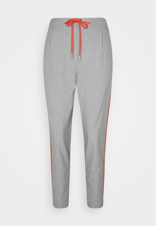 Pantalones - middle grey melange