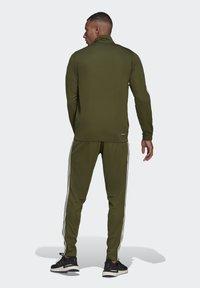 adidas Performance - MTS ATHL TIRO - Survêtement - khaki - 2