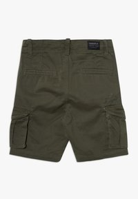 Quiksilver - CRUCIAL BATTLE YOUTH - Pantaloni cargo - thyme - 1