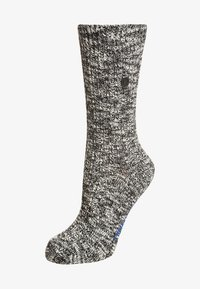 Birkenstock - FASHION - Socks - black gray - 0