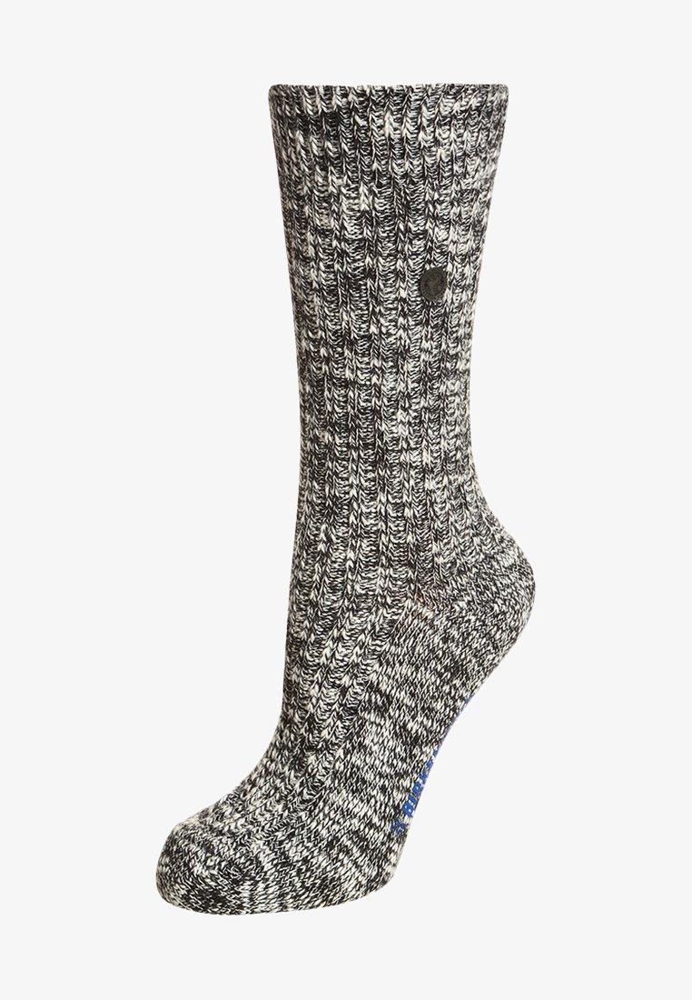Birkenstock - FASHION - Socks - black gray