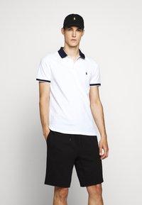 Polo Ralph Lauren - STRETCH - Polo - white - 4