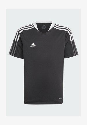 TIRO 21 TRAINING JERSEY - Sportshirt - black