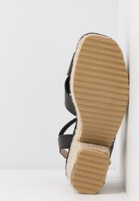 mtng - CAMBA - High heeled sandals - black - 6