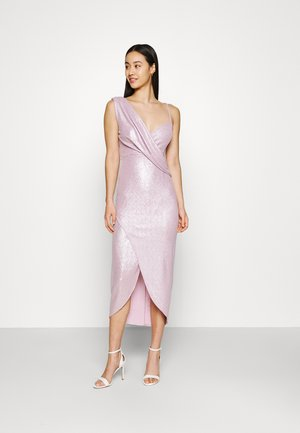 MIDI DRESS - Cocktail dress / Party dress - lilac