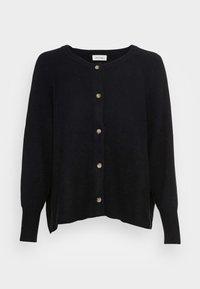 American Vintage - DAMSVILLE - Cardigan - black - 3