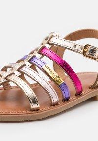 Les Tropéziennes par M Belarbi - HIRSON - T-bar sandals - multicolor - 5