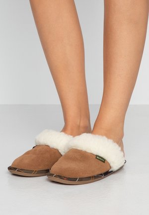 LYDIA MULE - Slippers - camel