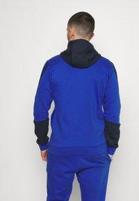 adidas Performance - TRACKSUITS - Träningsset - bold blue/legend ink - 5