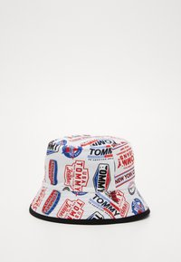 Tommy Jeans - HERITAGE BUCKET - Hat - black - 5
