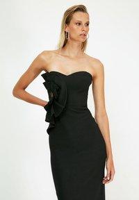 Trendyol - PARENT - Vestido de fiesta - black - 3