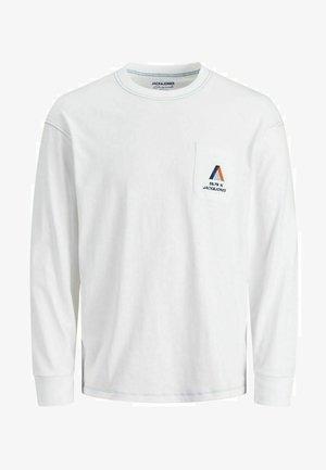 Maglietta a manica lunga - bright white