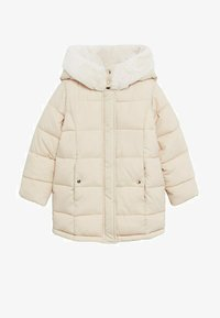 Mango - CRAYON - Winter coat - ecru - 0