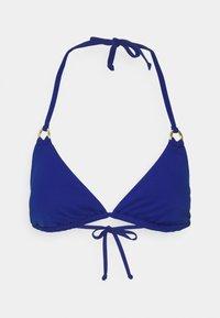 LASCANA - TRIANGEL - Bikini top - blue - 0