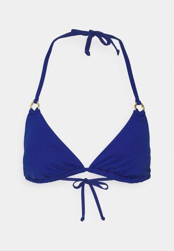 TRIANGEL - Bikini top - blue