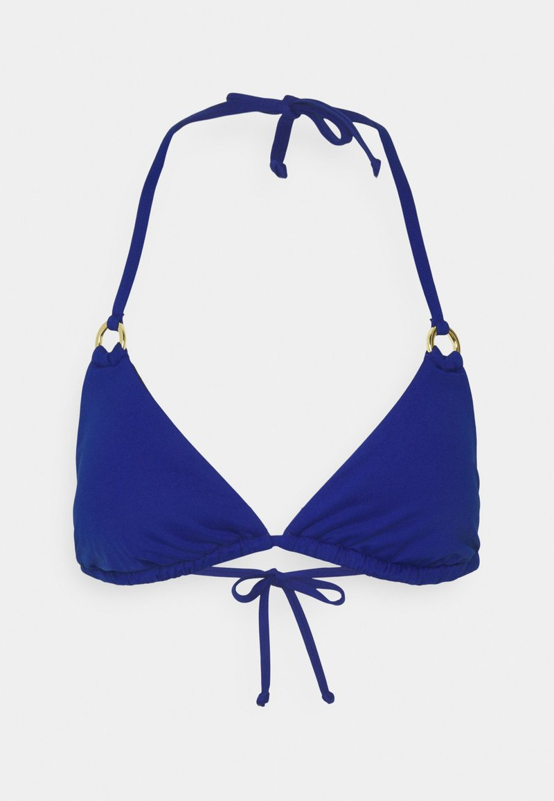 LASCANA - TRIANGEL - Bikini top - blue