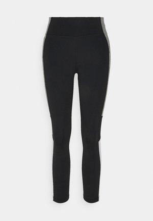 ONE 7/8  - Leggings - black/white