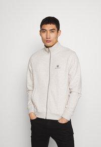 Belstaff - ZIP THROUGH - Zip-up hoodie - heather grey melange - 0